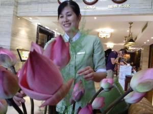 Hanoi Peridot Hotel (formerly Hanoi Delano Hotel), Szállodák  Hanoi - big - 83