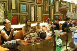 Hanoi Peridot Hotel (formerly Hanoi Delano Hotel), Hotely  Hanoj - big - 73