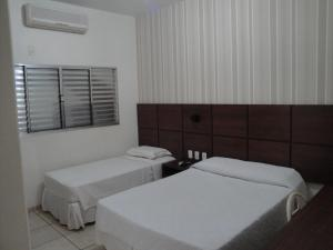 Residence Hotel, Hotely  Dourados - big - 21