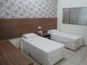 Residence Hotel, Hotely  Dourados - big - 10