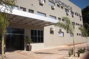 Residence Hotel, Hotely  Dourados - big - 22