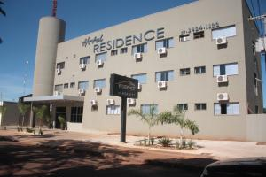 Residence Hotel, Hotely  Dourados - big - 1