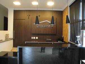 Residence Hotel, Hotely  Dourados - big - 4