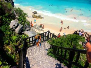 Paradise in Tulum - Villas la Veleta - V2, Prázdninové domy  Tulum - big - 12