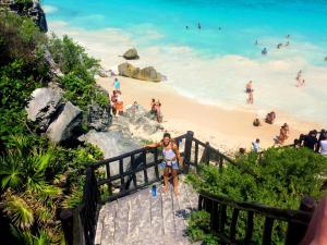 Paradise in Tulum - Villas La Veleta - V1, Дома для отпуска  Тулум - big - 54