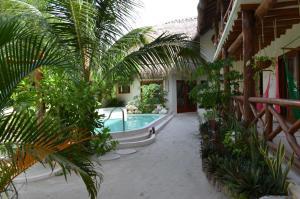 Hotel Casa Iguana Holbox, Hotely  Holbox Island - big - 47