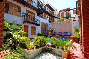 Hotel Boutique Casa Carolina, Hotels  Santa Marta - big - 77