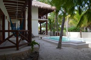 Hotel Casa Iguana Holbox, Hotely  Holbox Island - big - 46