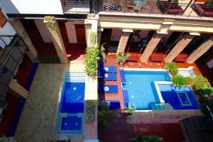 Hotel Boutique Casa Carolina, Hotels  Santa Marta - big - 74