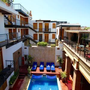 Hotel Boutique Casa Carolina, Hotels  Santa Marta - big - 70