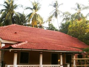 Goan Portuguese Villa, Ville  Saligao - big - 11