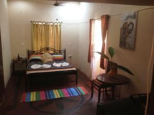 Goan Portuguese Villa, Vily  Saligao - big - 17