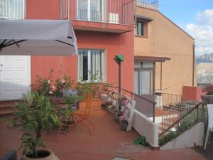 Casa Rossa, Bed & Breakfast  Monreale - big - 98