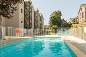 Résidence Pierre & Vacances Ty Mat, Apartmánové hotely  Saint Malo - big - 1