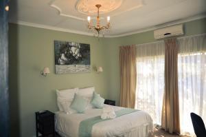 Deluxe Doppelzimmer mit Badewanne