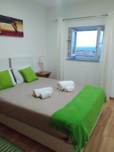 Casa Berlengas a Vista, Apartmanok  Peniche - big - 9