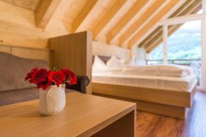 Alpin Hotel Gudrun, Hotels  Colle Isarco - big - 8