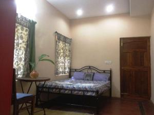 Goan Portuguese Villa, Vily  Saligao - big - 18