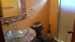 Villas de Atitlan, Комплексы для отдыха с коттеджами/бунгало  Серро-де-Оро - big - 17