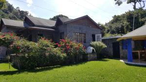 Villas de Atitlan, Комплексы для отдыха с коттеджами/бунгало  Серро-де-Оро - big - 20