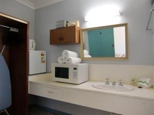Bairnsdale Kansas City Motel, Мотели  Bairnsdale - big - 36