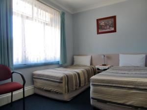 Bairnsdale Kansas City Motel, Мотели  Bairnsdale - big - 17