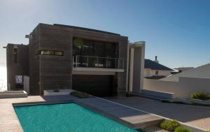 Villa con vistas al mar