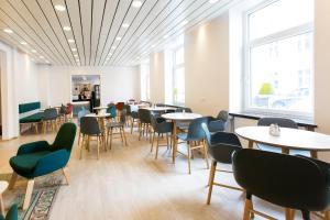 Hotel Ansgar, Отели  Копенгаген - big - 47