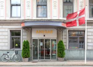 Hotel Ansgar, Отели  Копенгаген - big - 53