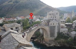 Apartment Nene, Appartamenti  Mostar - big - 12