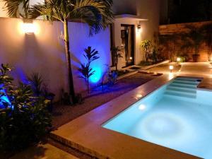 Paradise in Tulum - Villas la Veleta - V2, Prázdninové domy  Tulum - big - 25