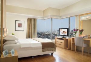 Somerset Berlian Jakarta, Apartmánové hotely  Jakarta - big - 1