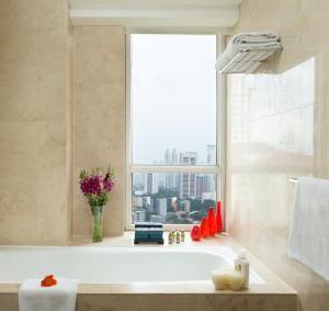 Somerset Berlian Jakarta, Апарт-отели  Джакарта - big - 6