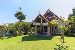 Little Garden Cottage By Favstay, Appartamenti  Ban Rai Khlong Sai - big - 7