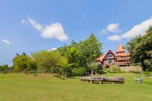 Little Garden Cottage By Favstay, Appartamenti  Ban Rai Khlong Sai - big - 42