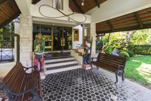 Little Garden Cottage By Favstay, Appartamenti  Ban Rai Khlong Sai - big - 30