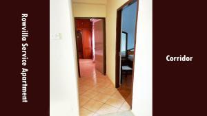 Rowvilla Service Apartment