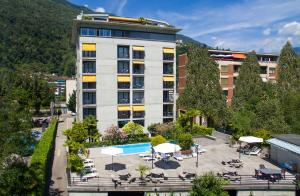 Accommodation in Locarno
