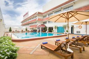 Mercure Chiang Mai, Hotel  Chiang Mai - big - 51
