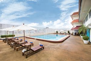 Mercure Chiang Mai, Hotel  Chiang Mai - big - 92