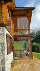 Azra Dağ Evi̇, Alpesi faházak  Güzelce - big - 20