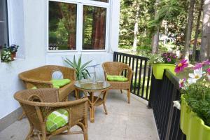 Villa Elena, Holiday homes  Borovets - big - 26