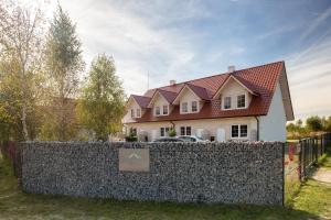 Villa Baltica, Apartmány  Niechorze - big - 1