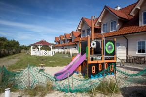 Villa Baltica, Apartmanok  Niechorze - big - 84