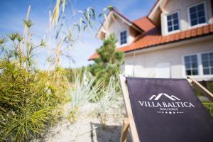 Villa Baltica, Apartmány  Niechorze - big - 97