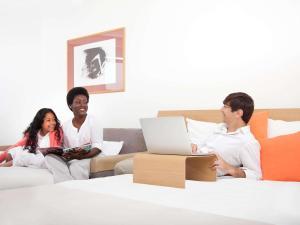 Pokój typu Twin Superior z rozkładaną sofą (2 osoby dorosłe)