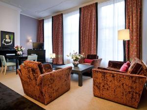 Opera Suite with Garden View (2 Adults)