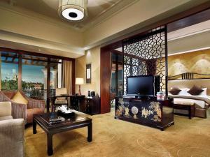 Sofitel Shanghai Sheshan Oriental, Hotel  Songjiang - big - 34