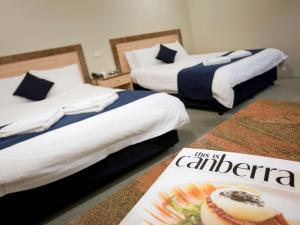 Dvoulůžkový pokoj Standard s oddělenými postelemi (3 dospělí)