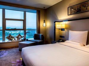 Pullman Qingdao Ziyue, Hotels  Qingdao - big - 23